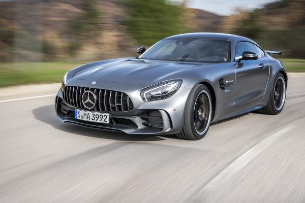 Is the 2018 Mercedes-AMG GT R Coupe a bargain at $157995?