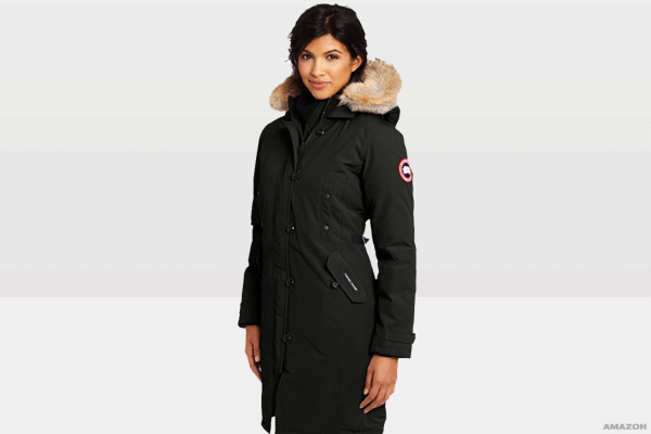 Luxury coat maker Canada Goose files for an IPO