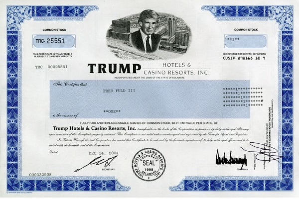 share certificate template companies house - donald trump 39 s stock is rising but not in the way you
