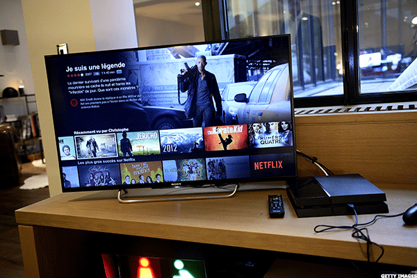 Netflix Buoyed by Its International Growth, but Can It Last? - TheStreet