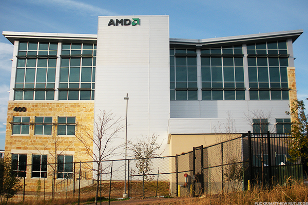 Advanced Micro Devices, Inc. (NASDAQ:AMD) Rating Reiterated by Rosenblatt Securities