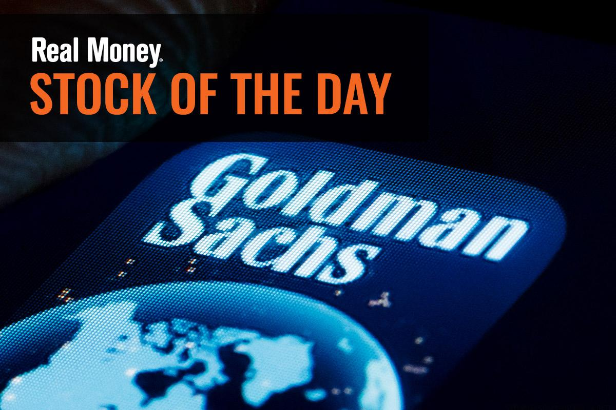 Action Alerts Americans For Safe Access >> Goldman Sachs Shares Are Cheap For A Number Of Reasons Realmoney