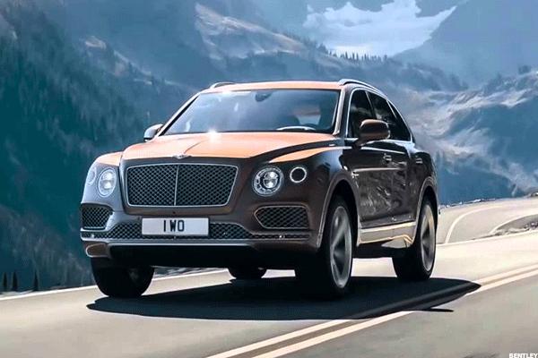 5 Super Luxury SUVs Gunning For Your Garage