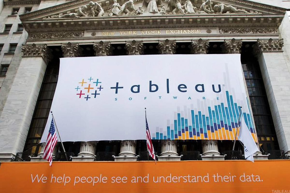 Tableau Execs Talk About New Software, Battling Microsoft