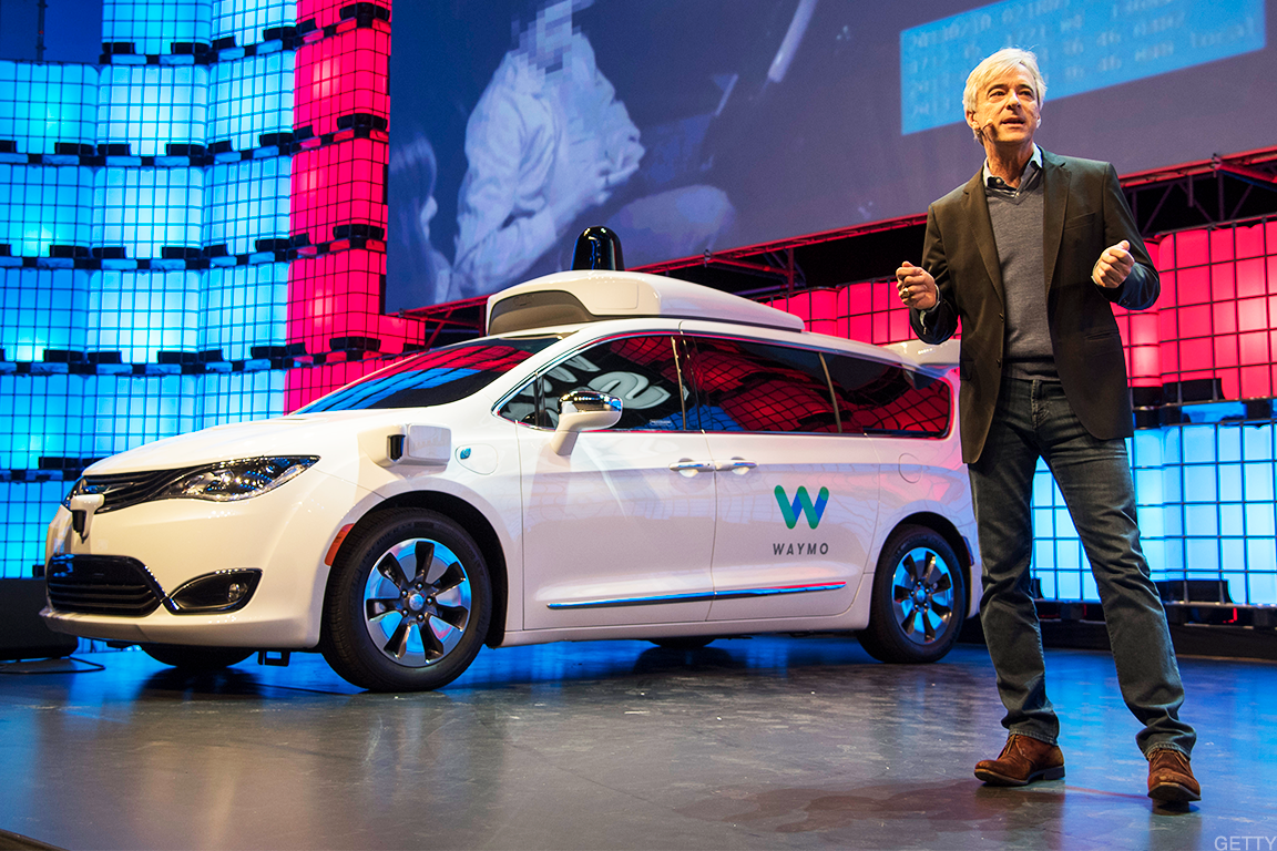 Where Nvidia and Google Stand in the Self-Driving Race
