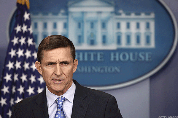 Flynn Allegedly Misled Pentagon on Ties to Russian Federation