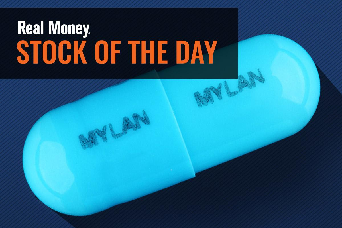 A Look at Mylan's New Post-Merger Management - RealMoney