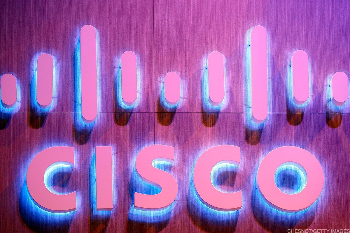 cisco shares rise on earnings and revenue beat thestreet