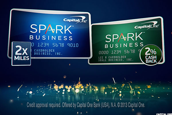 The one credit card small business owners need capital one spark the one credit card small business owners need capital one spark card colourmoves