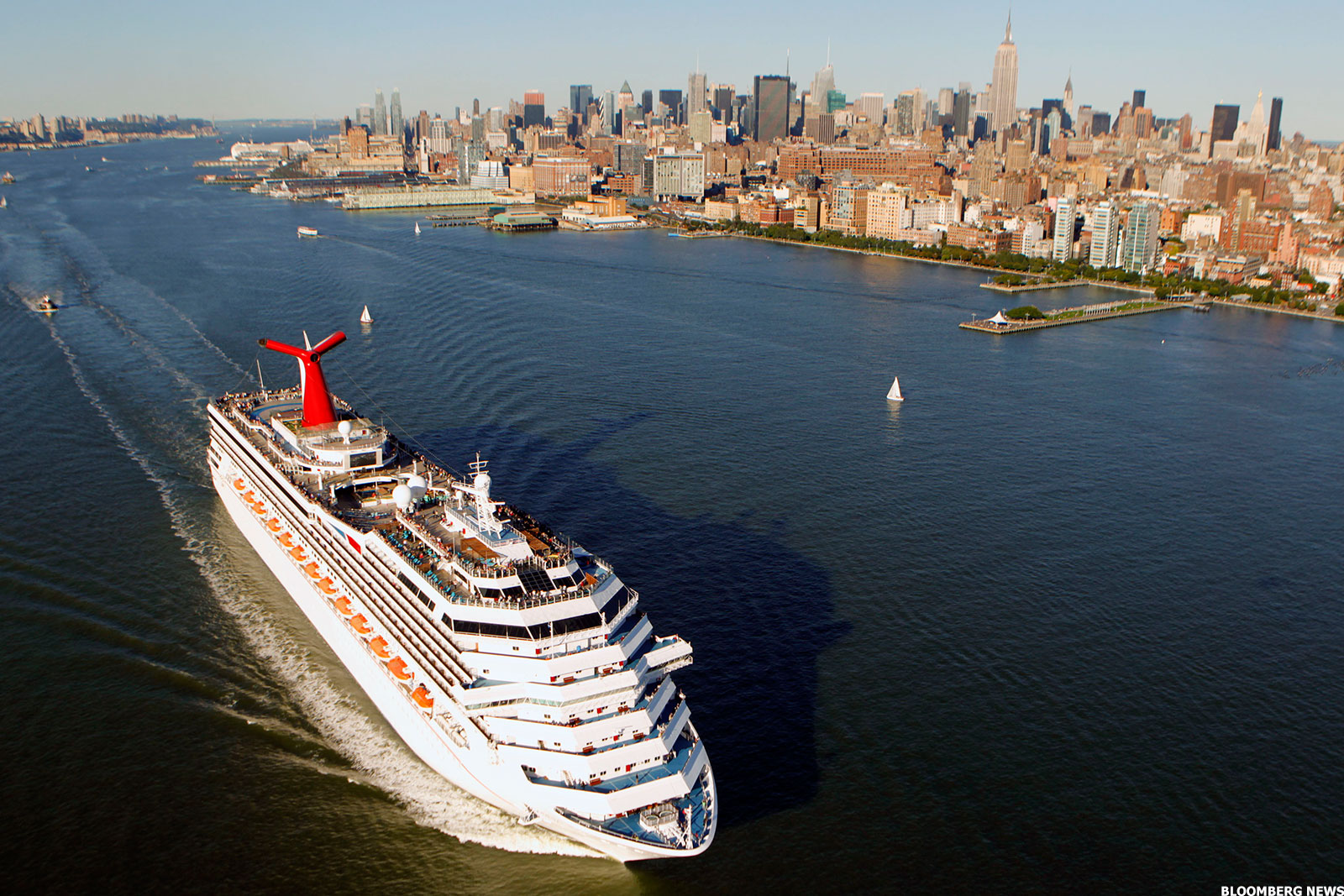 Carnival Cruise Lines Ccl Stuck In Port For Now Thestreet