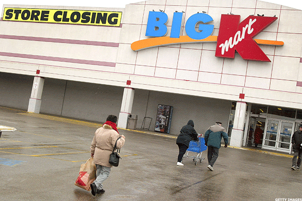 kmart vs sears A resurgent kmart, home of the blue light special, is buying the once-dominant sears department store chain in a surprising $11 billion gamble it is counting on to help both better compete with wal-mart and other big-box retailers.