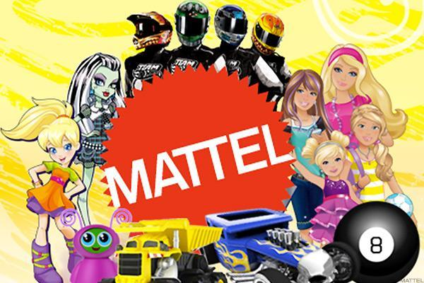 Mattel begins partnership with China's Alibaba Group