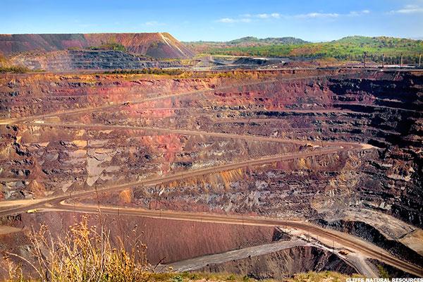 Clf Cliffs Natural Resources