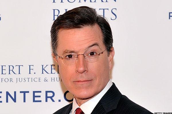 FCC won't take action against Colbert over Trump joke