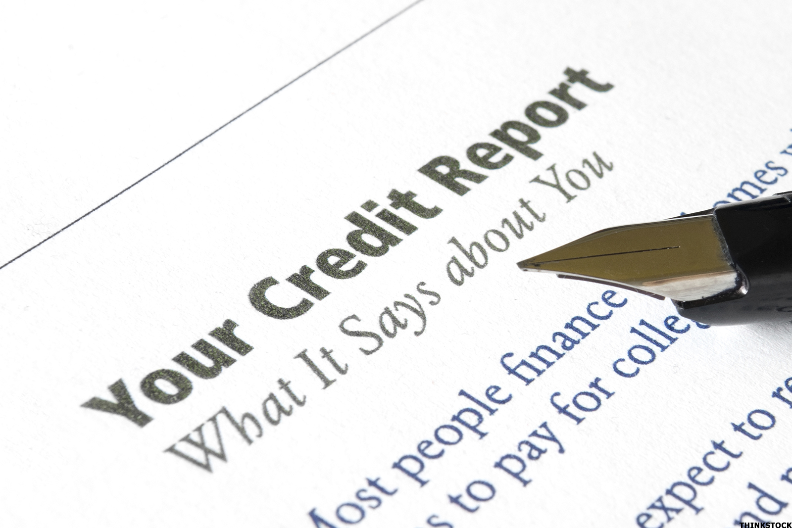 A Secret History of Credit Scores: Who Determined What Matters and Why