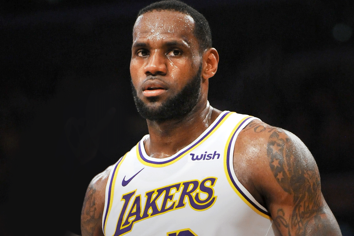 What Is LeBron James' Net Worth? - TheStreet