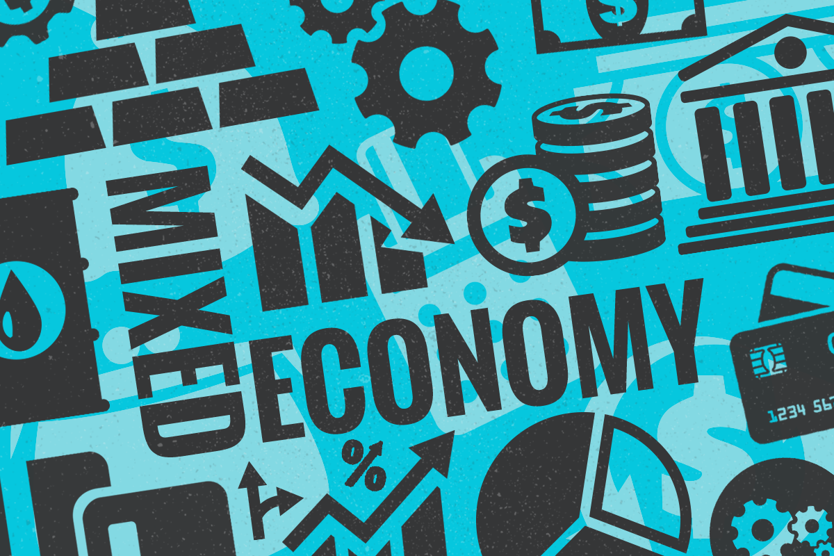 What Is a Mixed Economy? Pros, Cons and Examples in 2018