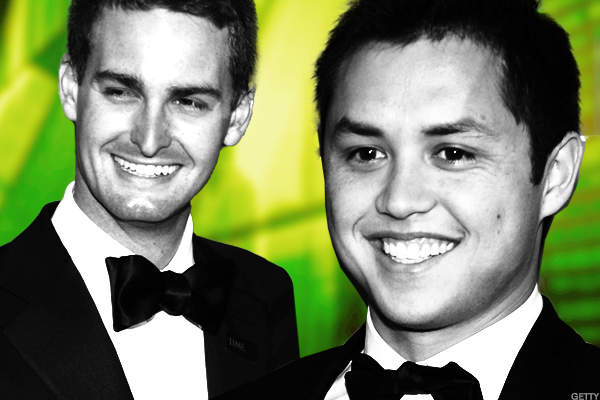 Snap Co-Founders Evan Spiegel and Bobby Murphy Have Lost Billions Since the IPO