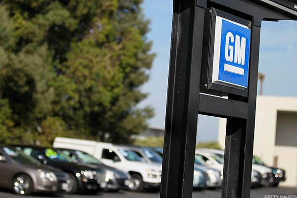 General Motors Reports Weaker-Than-Expected July Sales as Auto Industry Stumbles