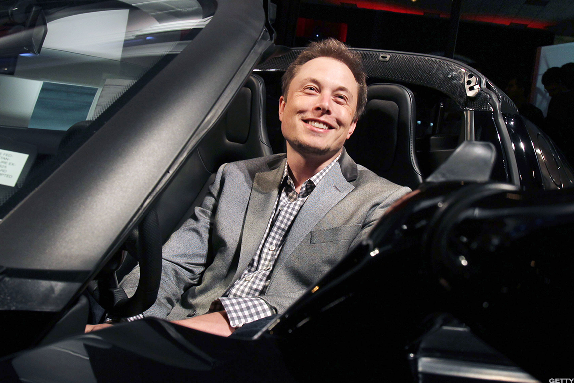 Tesla CEO Elon Musk's Latest Twitter Tirade Is the Dumbest