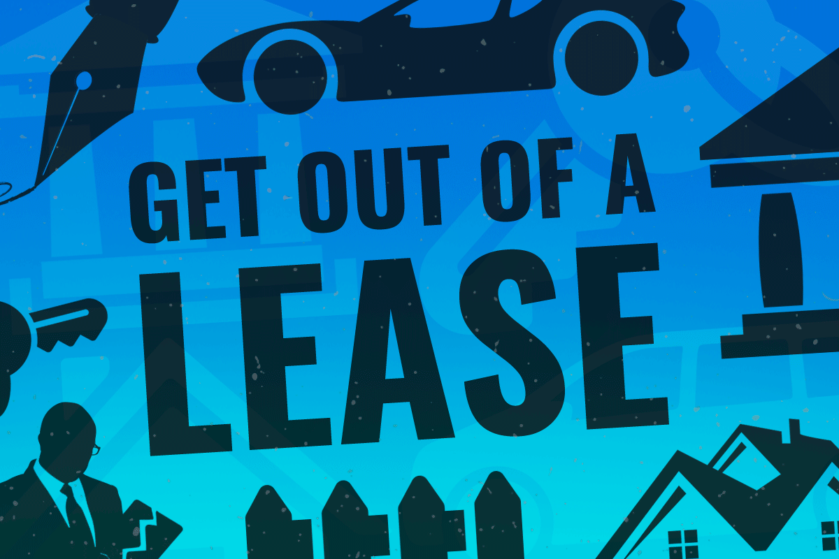 How to Get Out of a Lease - TheStreet
