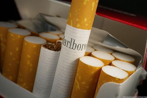 Tobacco stocks hit by USA  plan to cut nicotine levels in cigarettes