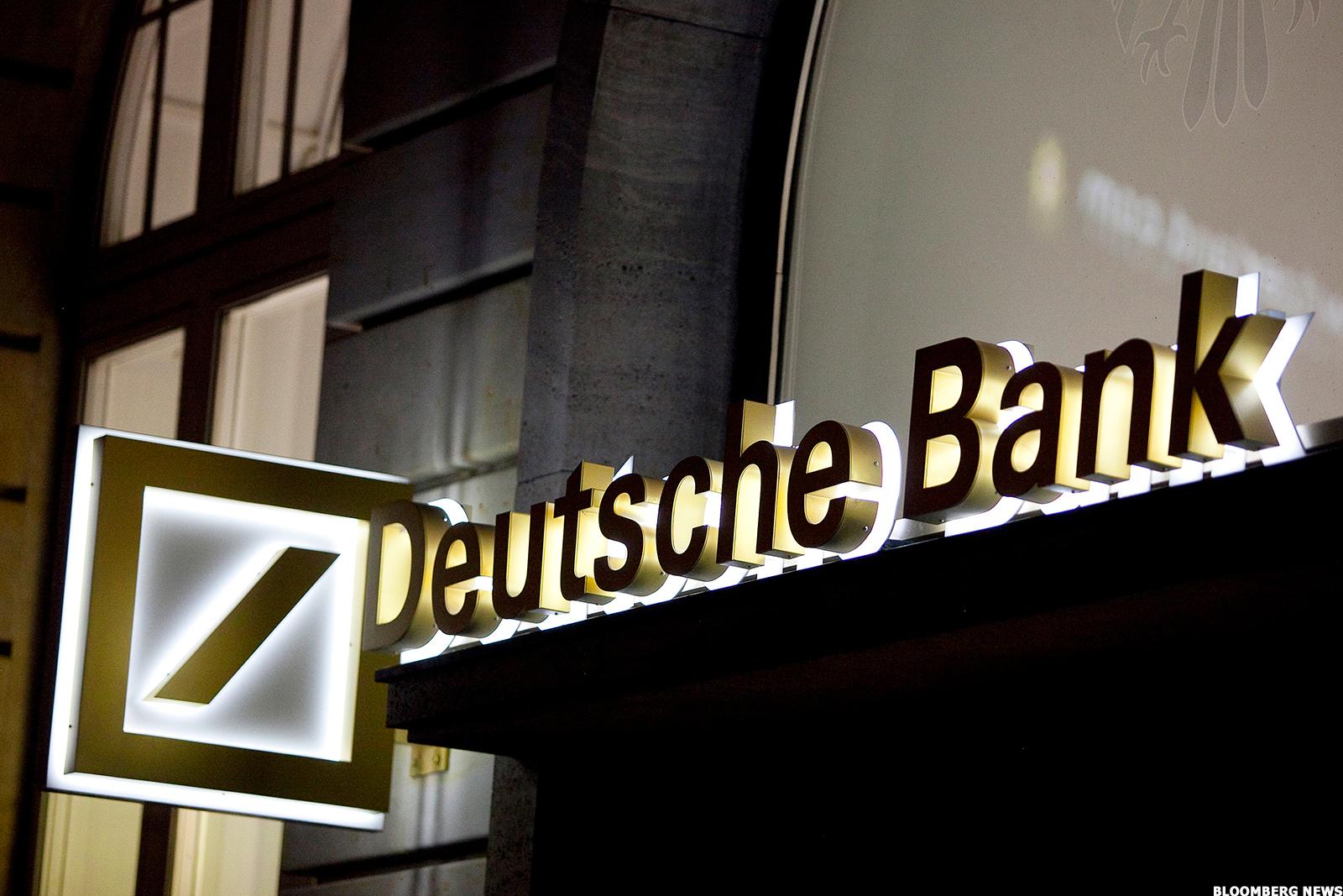 Auszahlungsauftrag Deutsche Bank