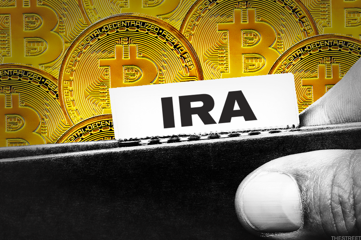 Self Directed Ira Fidelity Millennium Trust Company >> Bitcoin Can Fuel Your Retirement Thestreet