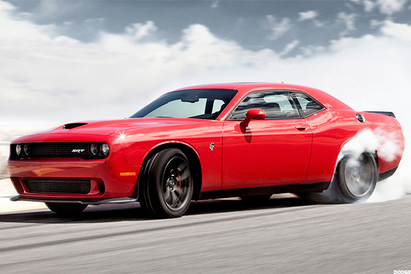 Dodge Challenger Srt Hellcat Starting Price 59 995 Epa Combined City And Highway Mileage 17 5