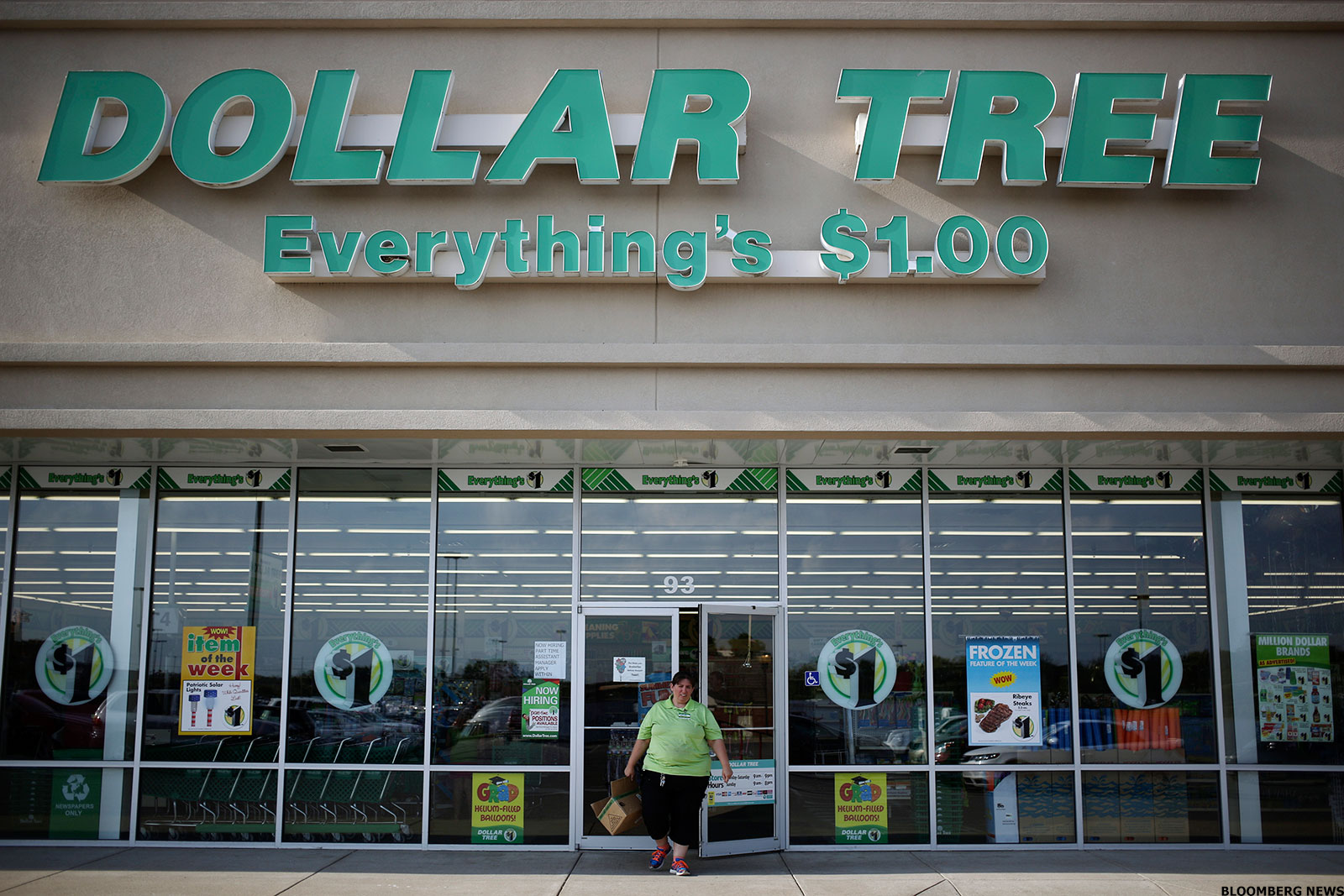 Dollar Tree Wavers Despite Second-Quarter Earnings Beat