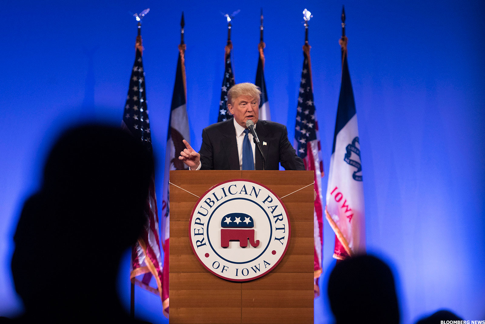 donald trump and the great republican party debate live