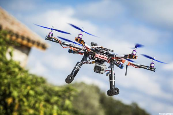 Drones Are Helping Realtors Market Properties