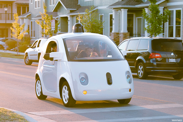 Waymo, Alphabet's self-driving company, is in talks to partner with Honda