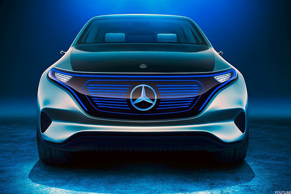 Daimler To Bring New Electric Cars To Market By Thestreet