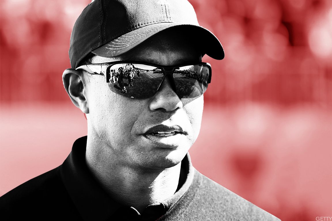 What Is Tiger Woods' Net Worth? - TheStreet