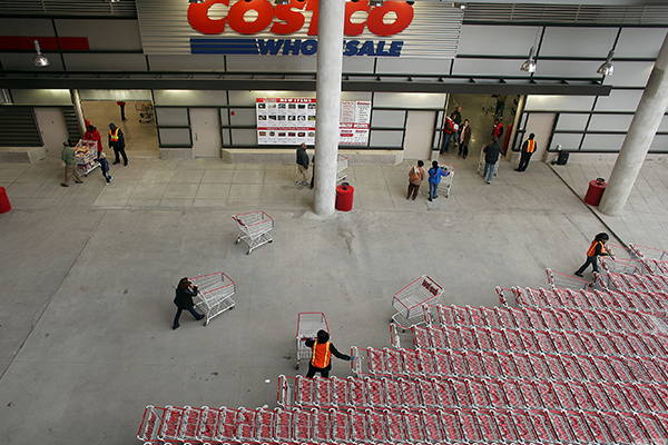 Costco Wholesale Corporation (NASDAQ:COST) Stake Boosted by TCI Wealth Advisors Inc