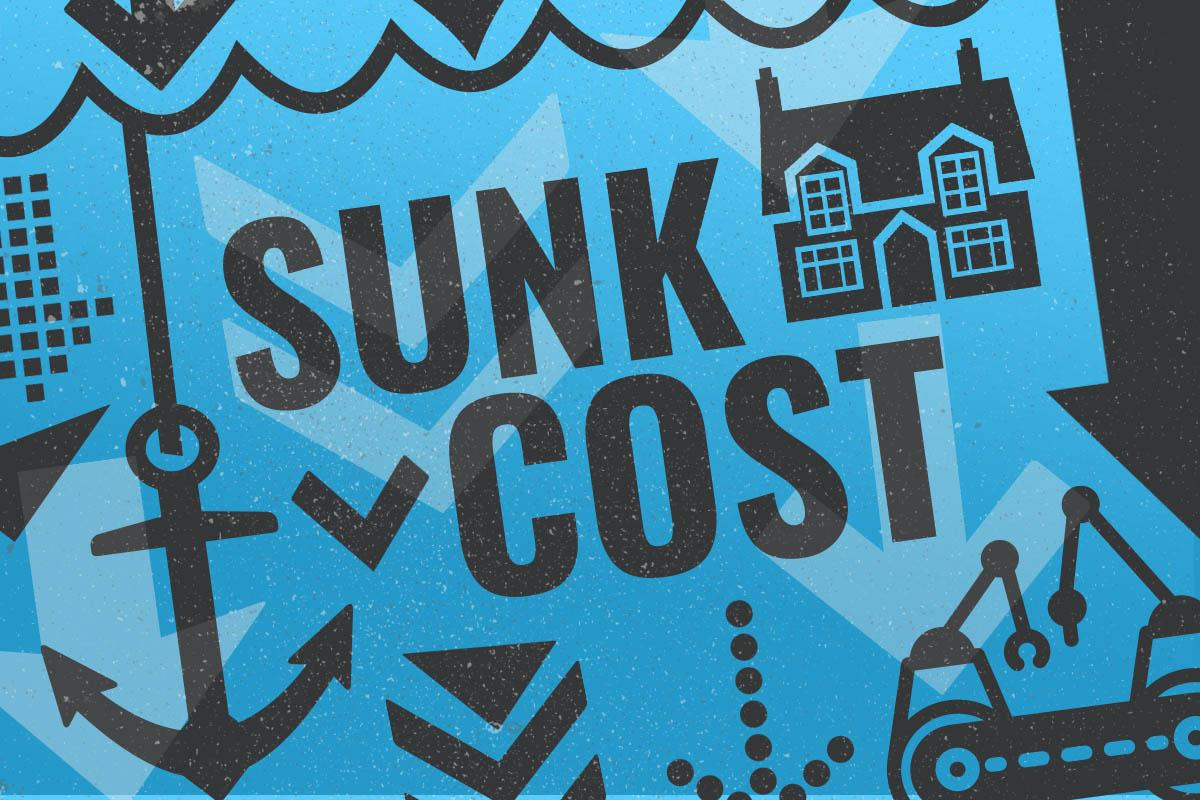 examples of sunk cost investments