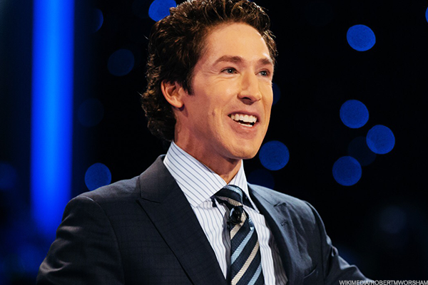 Joel Osteen Has Built a Business Empire