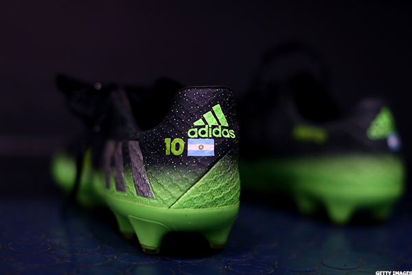 Adidas breaks records with six-year, $700m MLS sponsorship renewal
