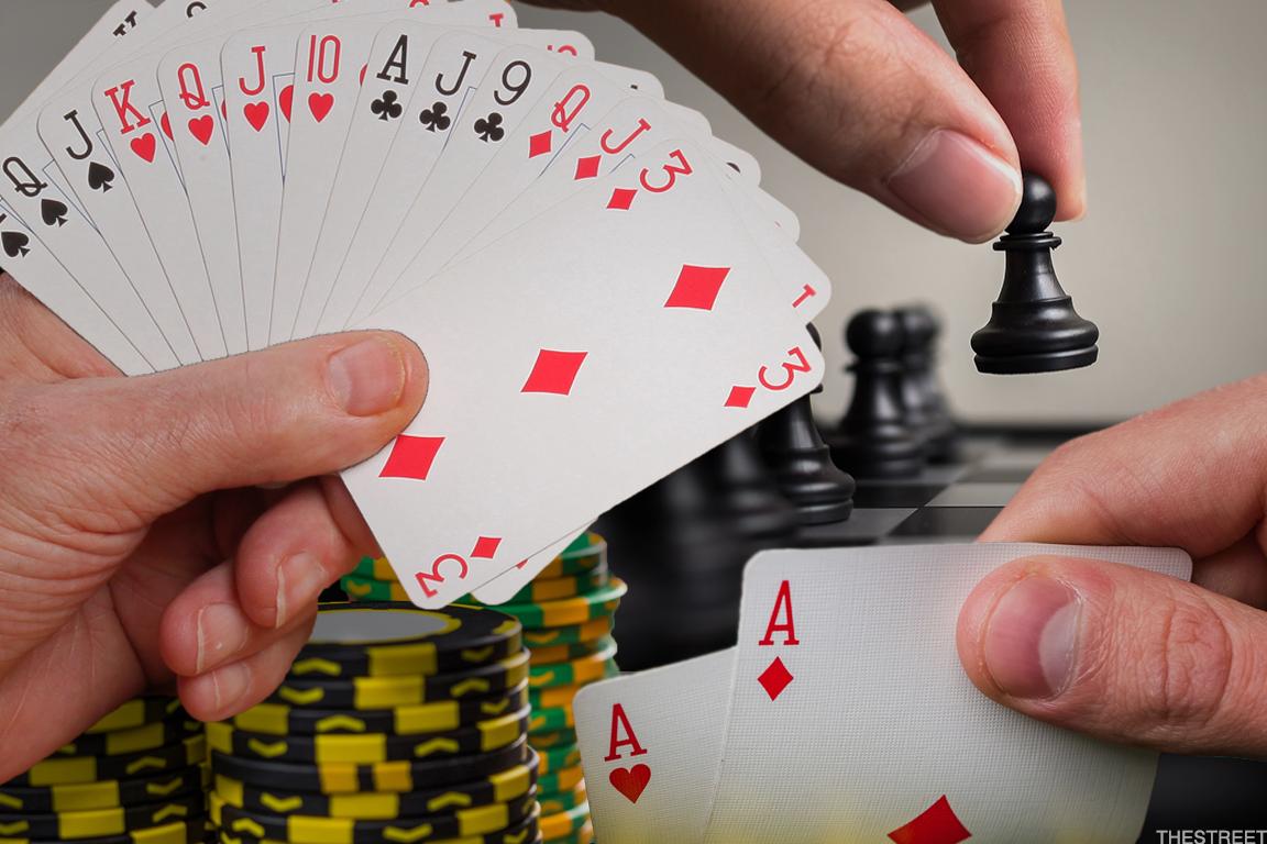 Dating simulator game theory poker