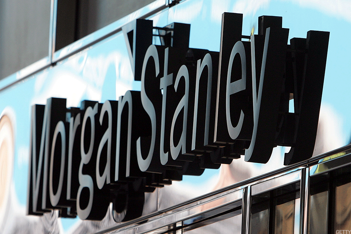 Morgan Stanley Profit Surges 19% on Tax Cuts, Trading Fee