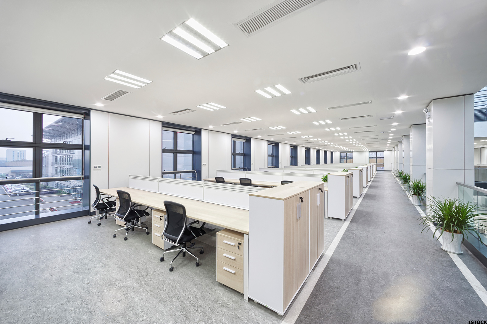 Small Air Conditioner Office