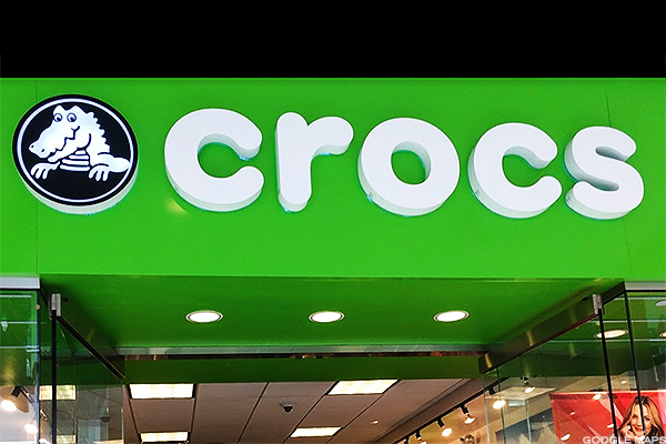Crocs, Inc. (CROX) Trading Up 5.1% on Strong Earnings