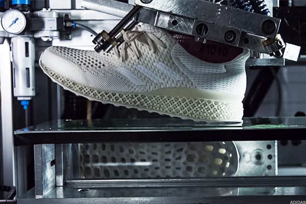 Adidas Has Taken Over Everyone's Feet, New Guidance Hints