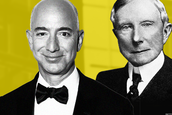This Is What Amazon Amzn Billionaire Jeff Bezos Must Learn About