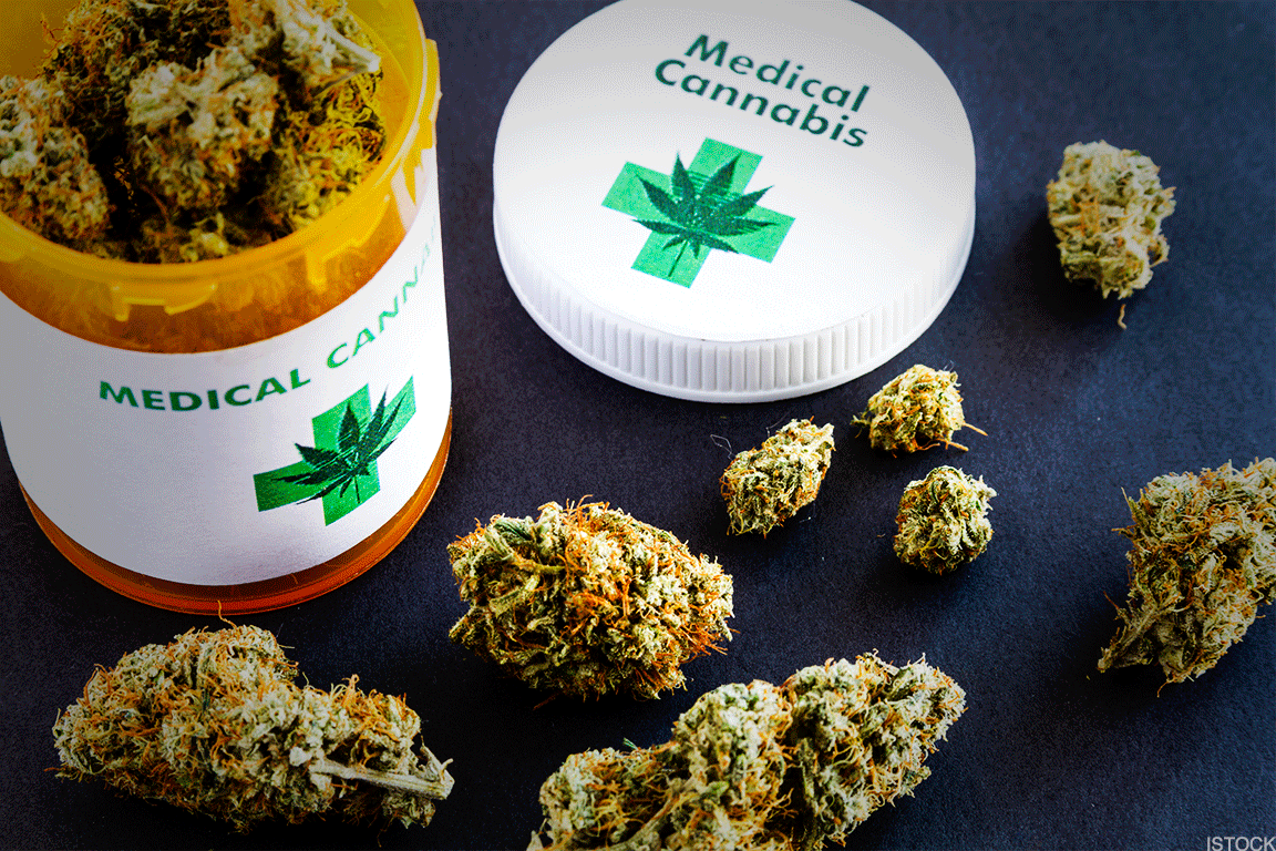 What's the Difference Between CBD vs  THC? - TheStreet