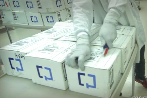 Exact Sciences Stock Soaring On Aetna Cologuard Coverage