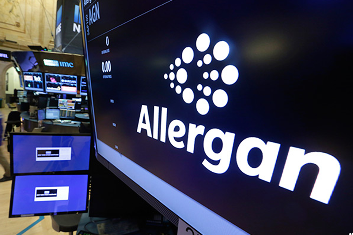 Allergan Stock Quote Allergan Ceo Saunders Says Stock Price Doesn't Reflect Company's