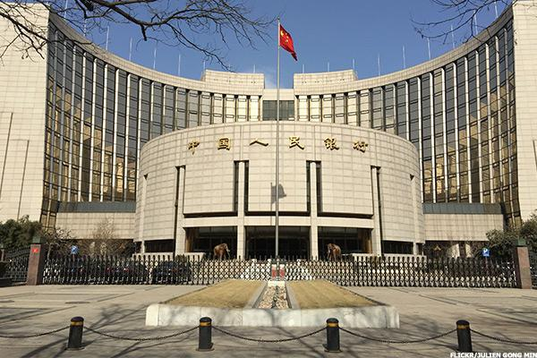 All four big Chinese banks report rising bad loans
