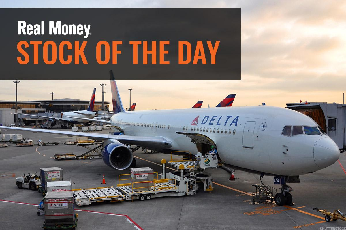 Chart of the Day: Delta and Dividends or Discounters and